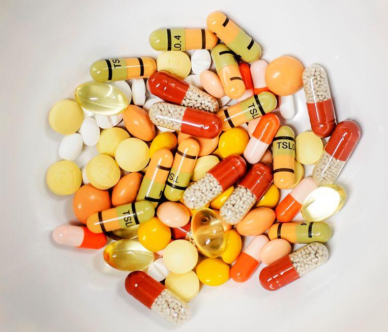 Medicijnen Beeld ANP