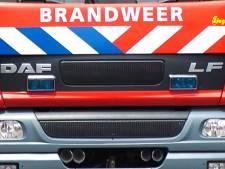 A50 richting Oss weer helemaal open na brand in vrachtwagen bij Nistelrode