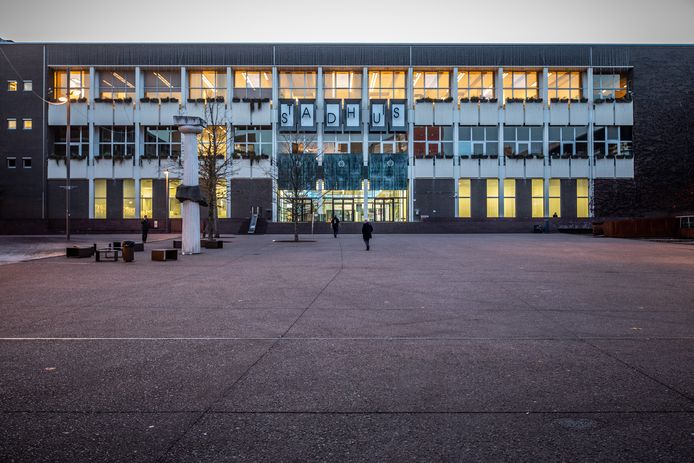 Stadhuis Genk