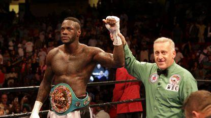 Wereldkampioen boksen bij zwaargewichten aangehouden wegens drugsbezit