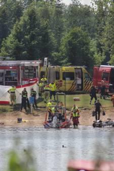Politie: drenkeling recreatieplas Zoelen overleden in ziekenhuis