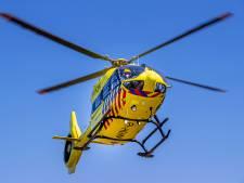Man naar ziekenhuis na val in water Muiderberg