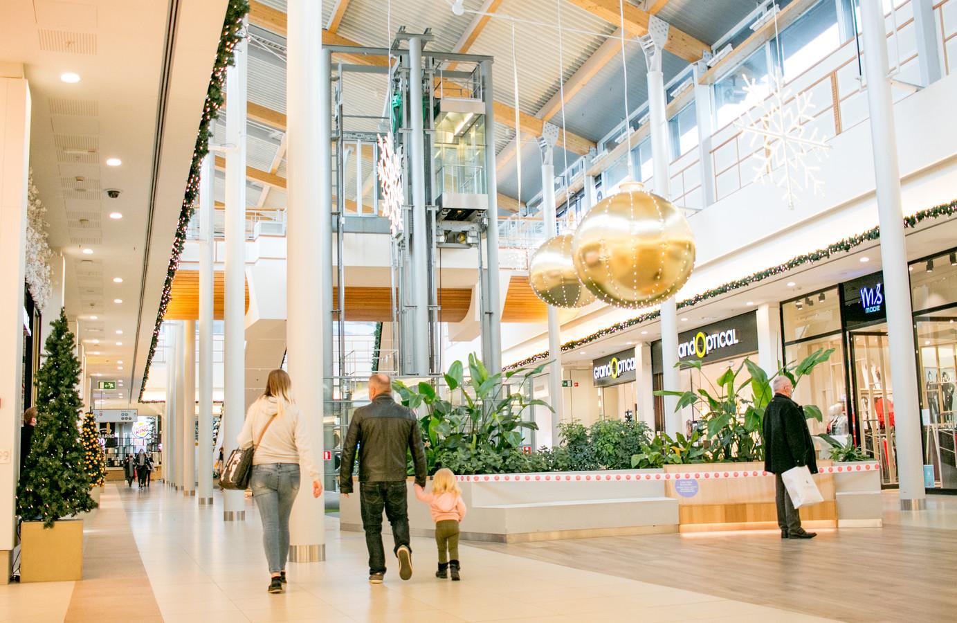 Waasland Shopping in Sint-Niklaas.