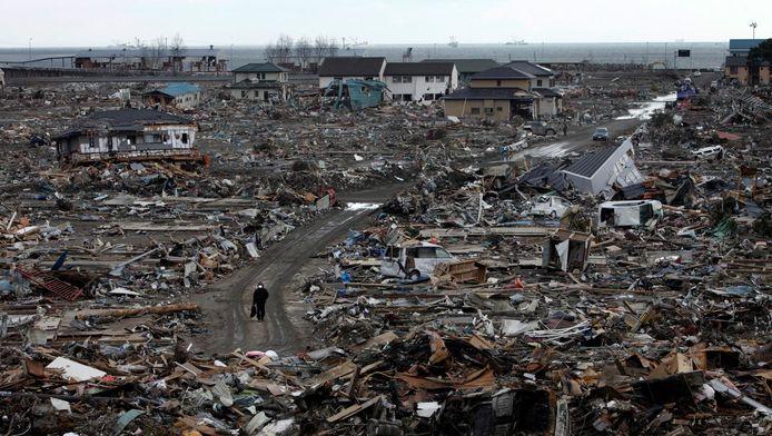Le tsunami au Japon a été particulièrement dévastateur