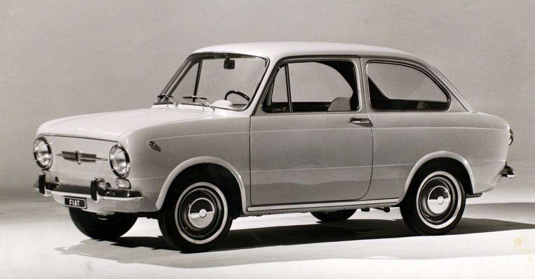 Fiat 850 Beeld