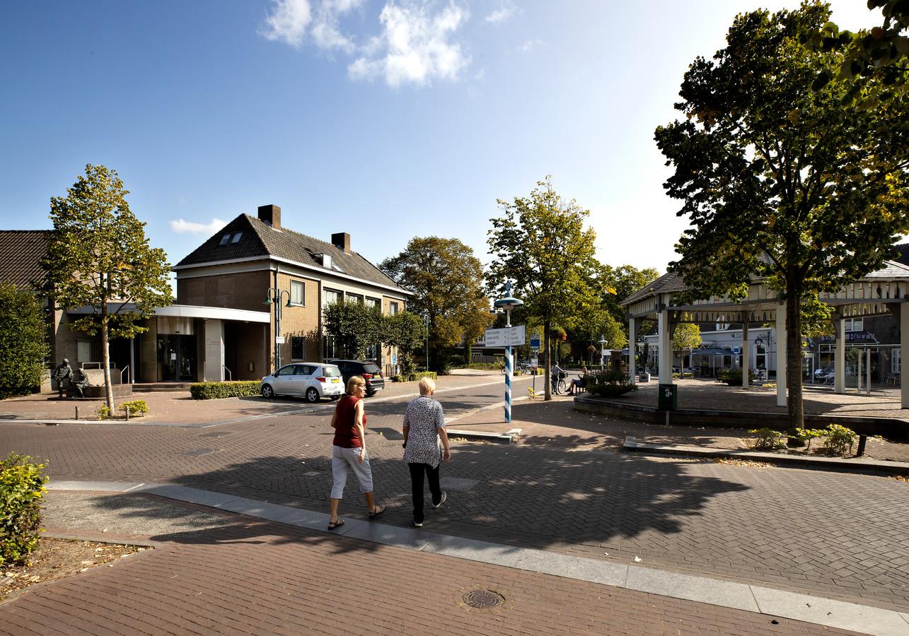 De Heuvel in Lieshout.