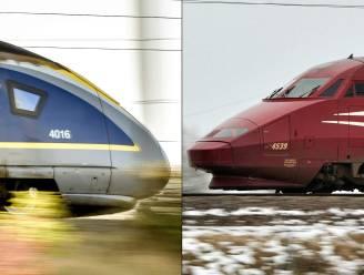 Eurostar en Thalys pikken fusieproject weer op: hoofdkantoor komt in Brussel, merknaam Thalys verdwijnt op termijn