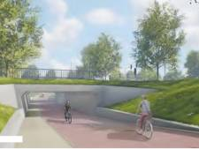 Fietstunnel Stappegoor 1,2 miljoen duurder
