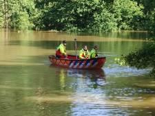 Wierdense reddingsbrigade is weer terug uit Limburg, maar blijft paraat