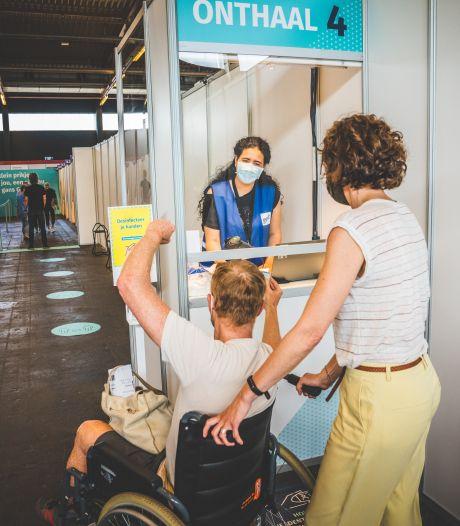 Slechts 6.100 Gentenaars hebben derde prik nodig, grootste deel kan nog in Flanders Expo