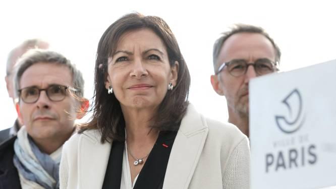 Burgemeester van Parijs Anne Hidalgo wordt presidentskandidate PS