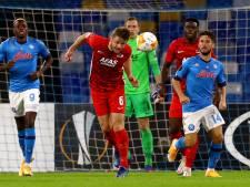 Trainer Slot weet: verliezen tegen Napoli en het is over voor AZ
