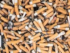 Amsterdamse hockeyclub AH&BC bant sigaretten