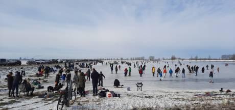 Regio geniet van natuurijs, maar ijs wordt steeds zwakker