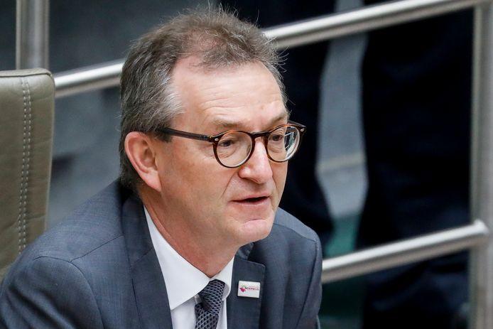 Directeur-generaal Lieven Boeve van Katholiek Onderwijs Vlaanderen.