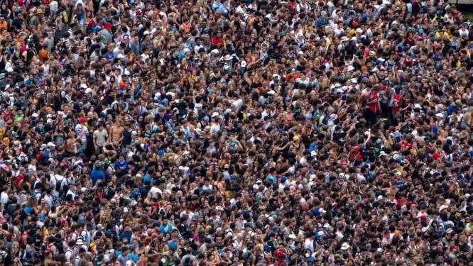 Alsof coronavirus niet bestaat: immense massa op muziekfestival in Chicago, experts vrezen voor stortvloed aan besmettingen