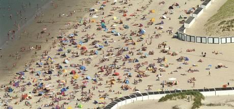 250.000 kuub zand voor kust Noord-Beveland