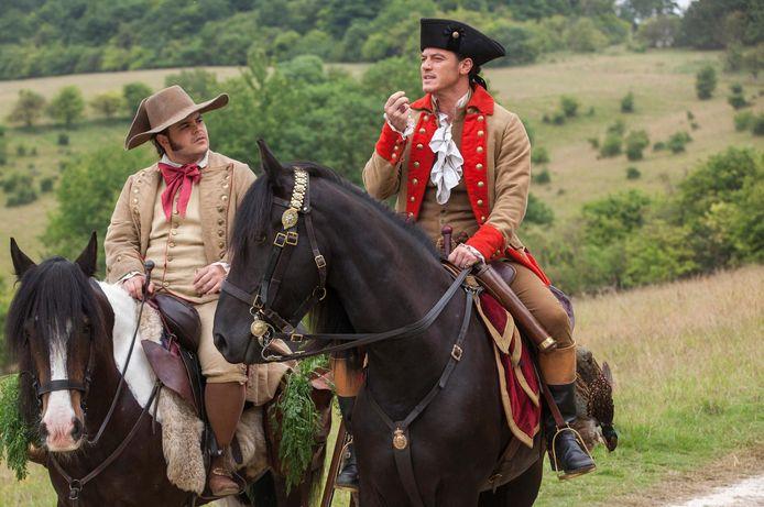 De prequel zal gaan over de wedervaren van LeFou (Josh Gad) en Gaston (Luke Evans)