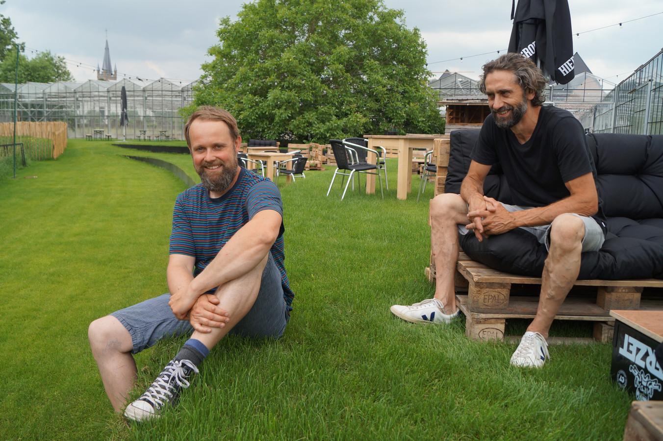 Nicolas Lebon en Geert Defevere slaan de handen in elkaar voor 'Zomerstek 2.0'