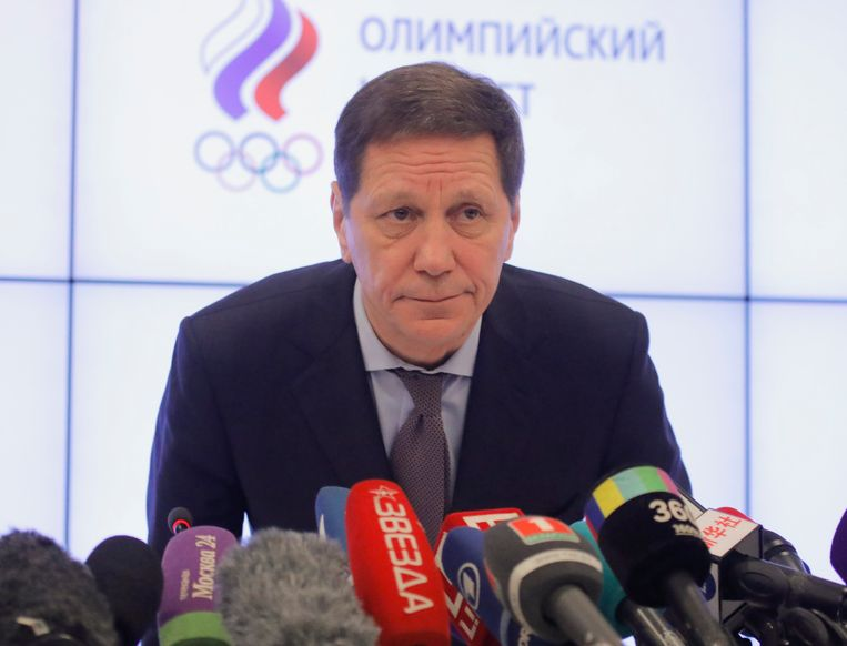 Aleksandr Zjoekov (61). Rusland. Lid IOC, voorzitter Russisch olympisch comité, voorzitter Russische schaakbond, voorzitter coördinatiecommissie Peking 2022. Geschorst. Beeld REUTERS