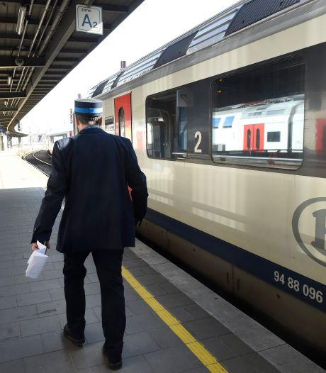 Fournaise dans le train: la SNCB teste des gilets rafraîchissants
