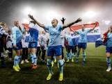Fotoserie   Oranje Leeuwinnen door dolle heen na bereiken WK