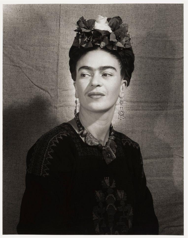 Frida Kahlo  Beeld