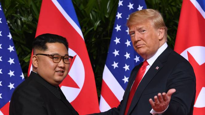 Trump: nieuws over gezondheid Kim Jong-un onjuist