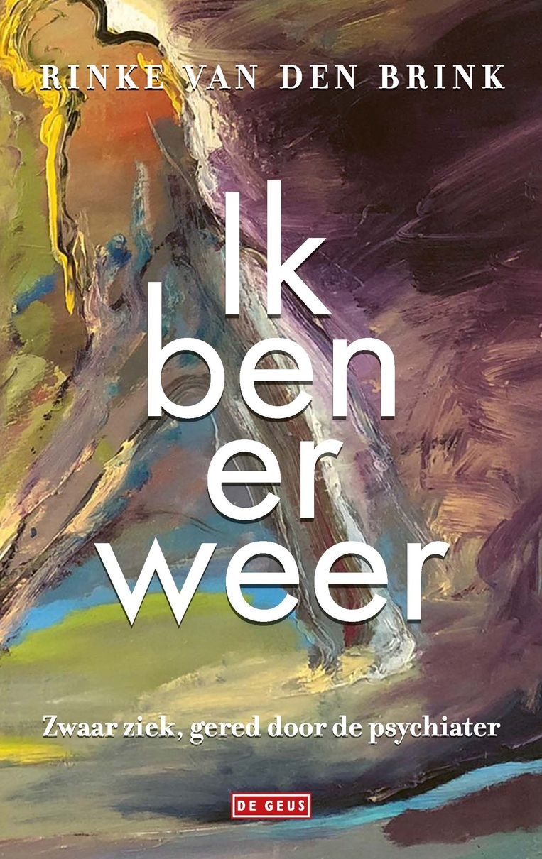 Rinke van den Brink: Ik ben er weer. Beeld