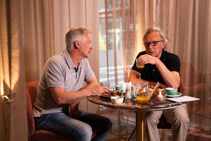 Marc Degryse en Jan Mulder bespreken de EK-actualiteit.