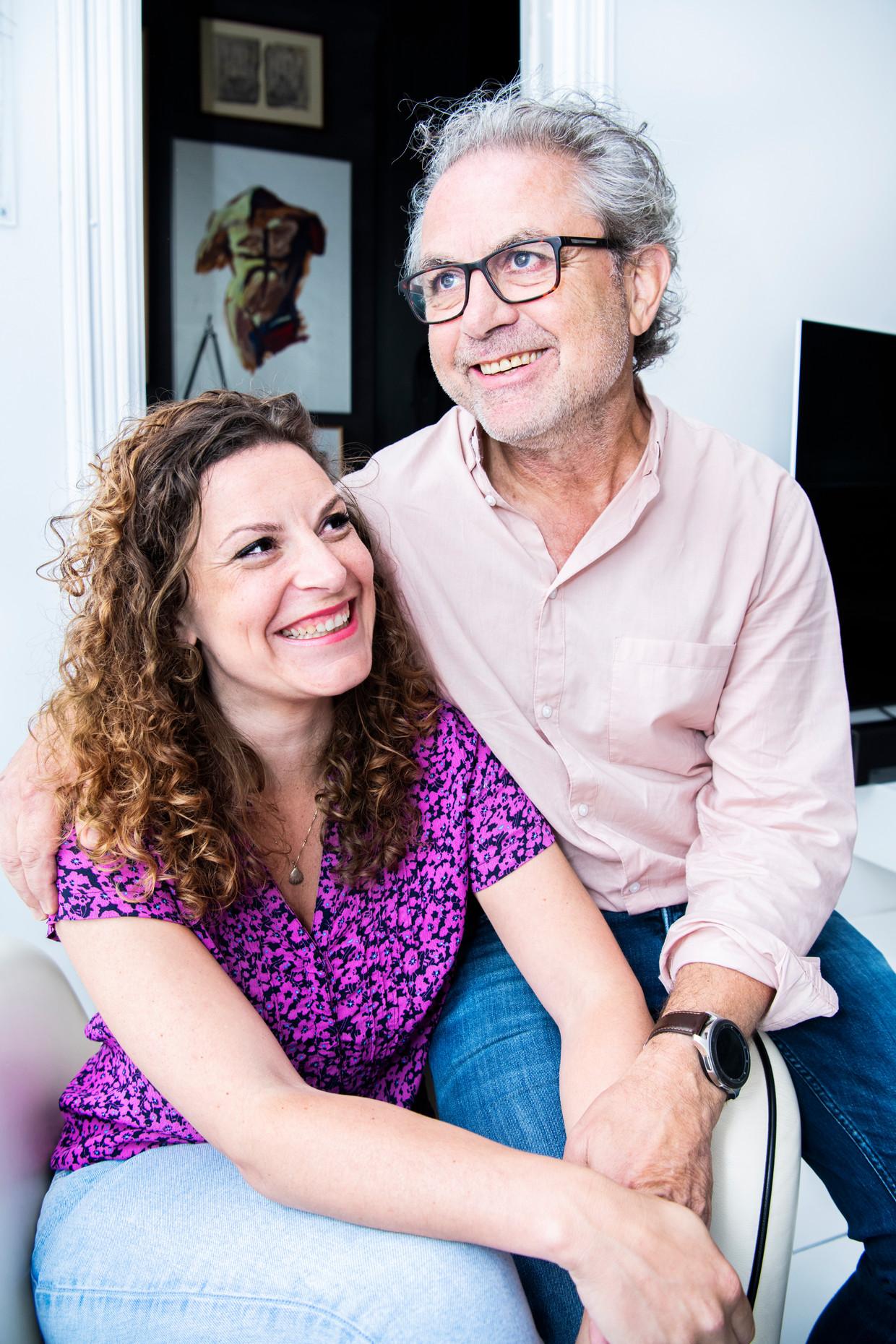 Michiel en Suse van Kleef Beeld Sanne De Wilde
