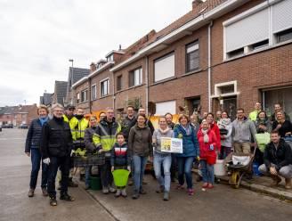 Emanuel Hielstraat pak groener dankzij Trottoir Tomate: buren beplanten ruim zevenhonderd vierkante meter voetpad