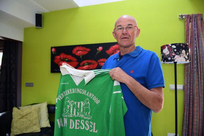 Danny Caes speelde veertien seizoenen voor Racing Mechelen.