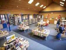 Zomerbieb en VVV geopend in oude basisschool in Borne