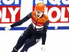 Suzanne Schulting pakt goud op 1500 meter bij EK shorttrack