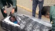 Migranten verstoppen zich in uitgesneden matrassen, dashboards, motors en bumpers: welkom in Melilla