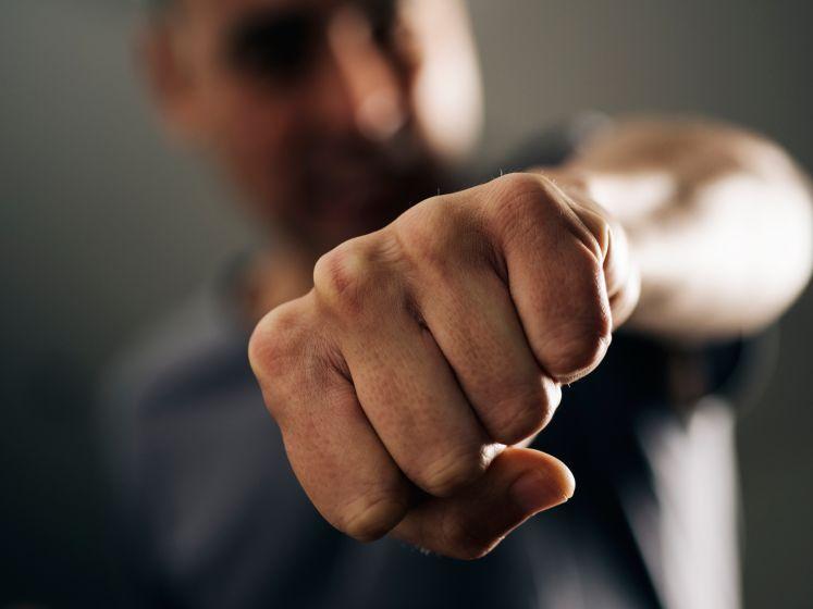 Vechten op afspraak: Als je verliest trekken ze je broek naar beneden