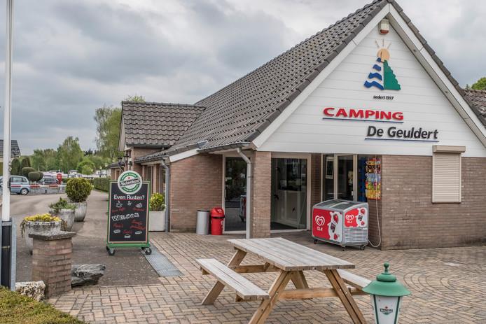 Camping De Geuldert in Plasmolen.
