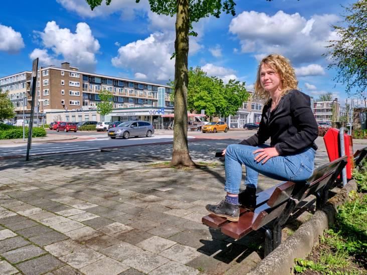 Buurtwerker Paulien kent Crabbehof op haar duimpje: 'Elkaar kunnen ontmoeten, is in deze wijk belangrijk'