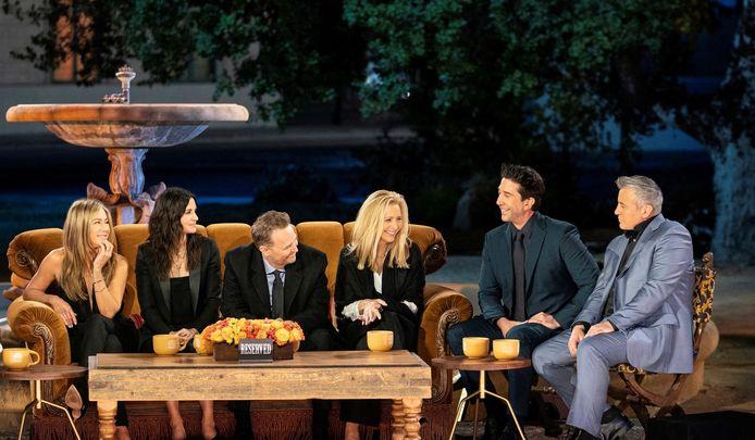L'émission spéciale de Friends a enfin une date de diffusion en Belgique.