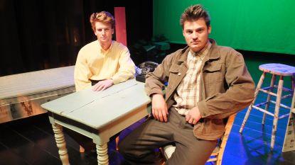 Jonge theatermakers staan met debuut in Gaston Martenszaal