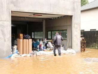"""Bewoners Haaltert opnieuw slachtoffer van wateroverlast: """"Derde keer op enkele maanden tijd"""""""