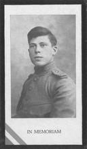Goof Konings (1909-1940), gesneuveld bij de verdediging van de Grebbeberg