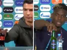 Après Cristiano Ronaldo, Paul Pogba s'en prend également à l'un des sponsors de l'Euro