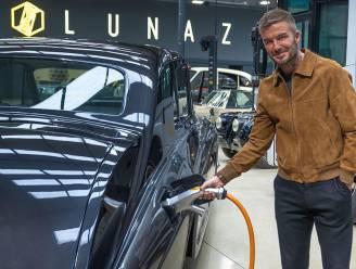 Voetbalicoon David Beckham investeert in elektrische oldtimers