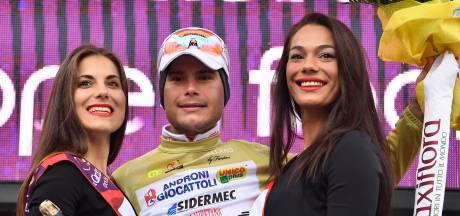 Italiaans klimtalent Masnada is toppers te slim af in Ronde van de Alpen