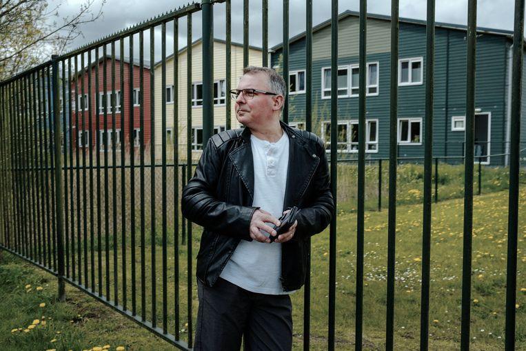 Marcin, arbeidsmigrant uit Polen. Beeld Merlin Daleman