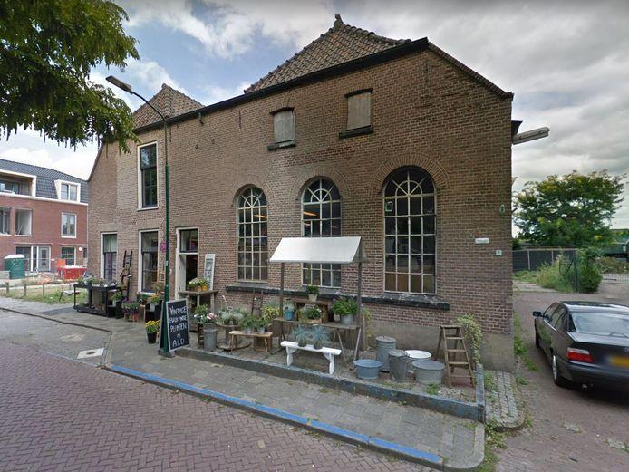 De 'Ouwe Sjool' aan de Kerkstraat in Bunschoten.