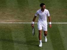 Wimbledon: Djokovic file en huitièmes de finale