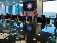 Le secteur high-tech à la tête de la fronde anti-Trump